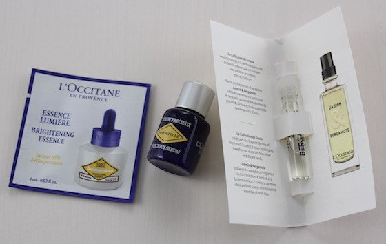 Spring L'Occitane L'OcciBox Review + Coupon Samples