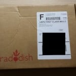Raddish Kids Subscription Box Review – April 2015