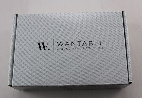 Wantable Makeup Subscription Box Review – March 2015 Box