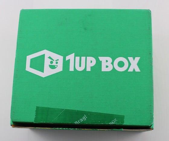 1UP Box Subscription Box Review – April 2015 Box