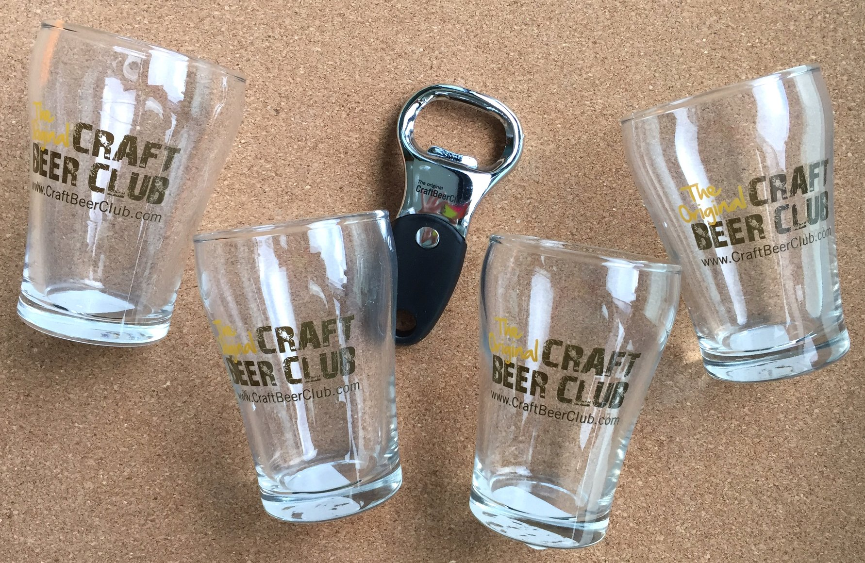 Craft Beer Club Subscription Box Review – May 2015 Gift