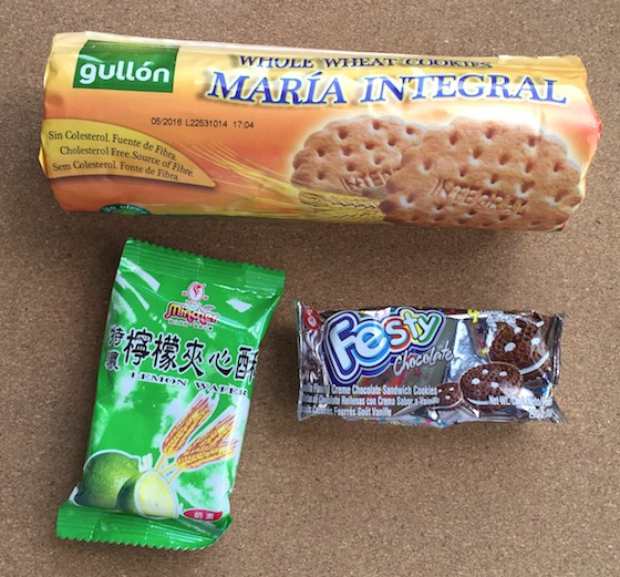 MunchPak Subscription Box Review - May 2015 - Maria
