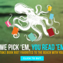 Book Riot Favorite Beach Reads 2015 Mystery Box
