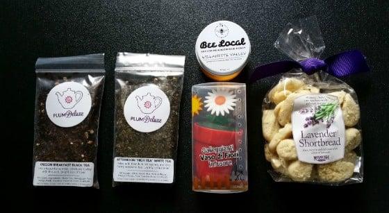 Tea Box Express Subscription Box Review – May 2015 - all items