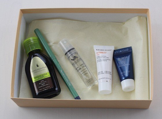 Birchbox Review + Coupon - May 2015 Items