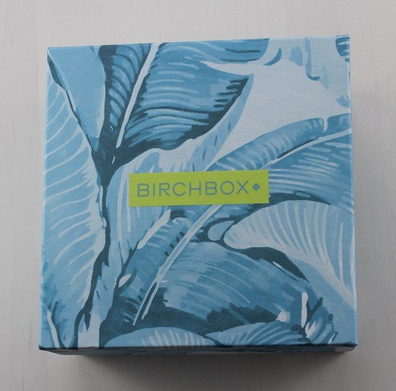 Birchbox Limited Edition Under The Sun Box Review + Coupon Box