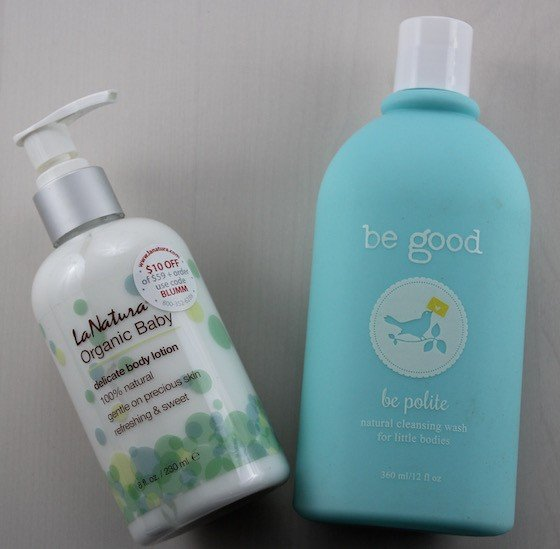 Bluum Subscription Box Review & 50% Off Coupon – May 2015 Lotion