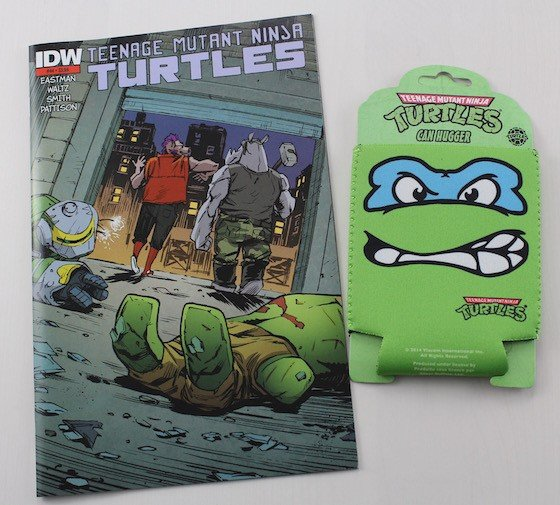 Collectible Geek Collector's Cache Review – May 2015 Comic
