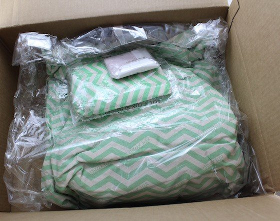 Deux Lux Mystery Box Review - May 2015 Box
