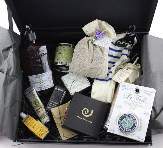 Oui Please Subscription Box Review – May 2015 Items