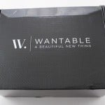 Wantable Style Edit Subscription Box Review - May 2015 Box