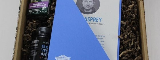 Dave Asprey Quarterly Subscription Box Review #BIO03
