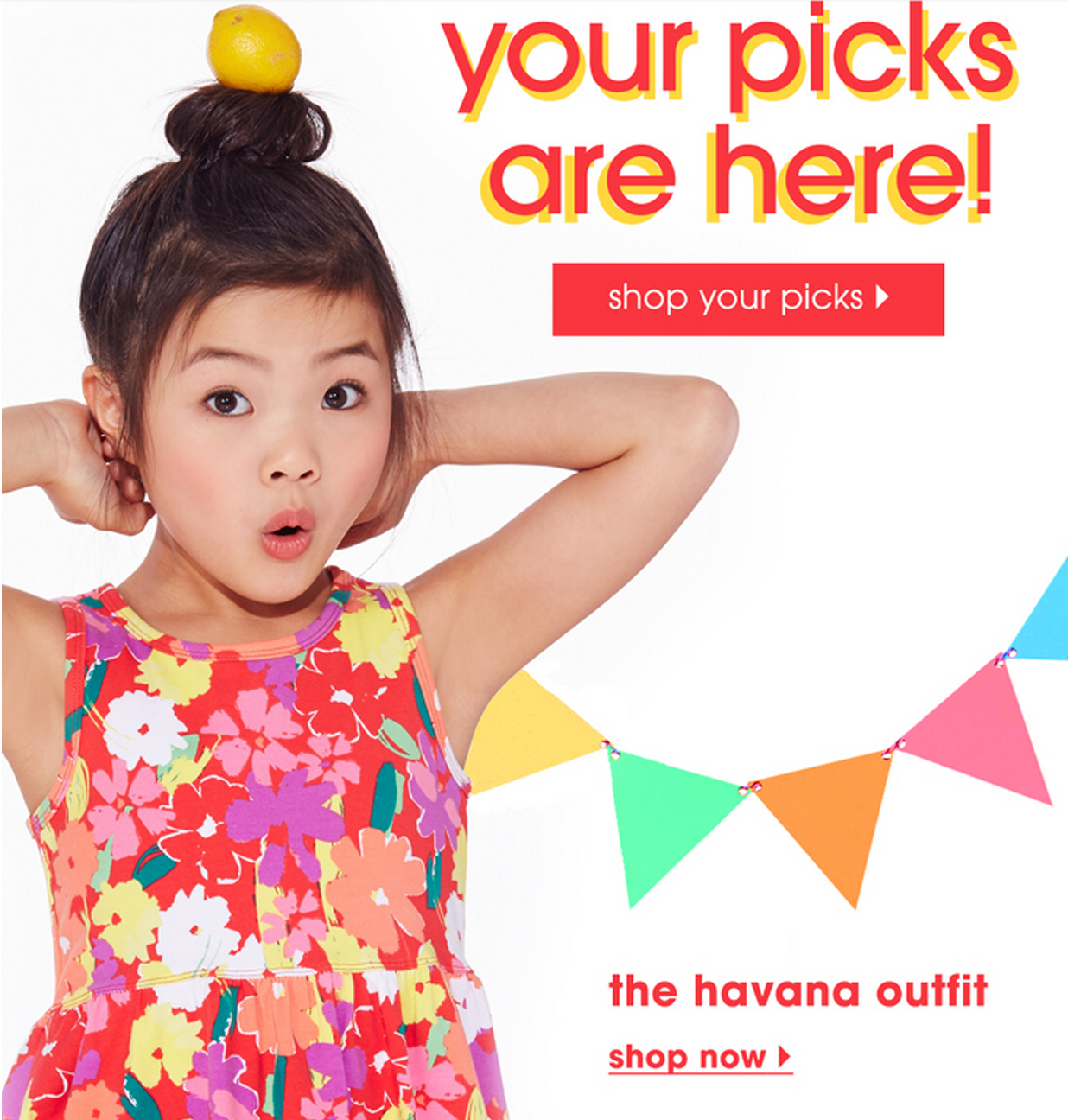 New FabKids June Collections Plus 50% Off First Outfit