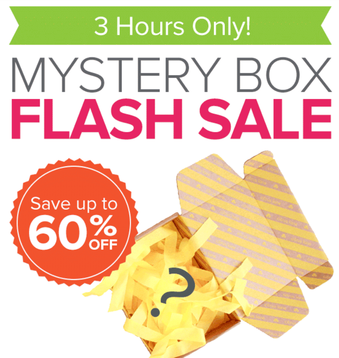 Citrus Lane Flash Sale