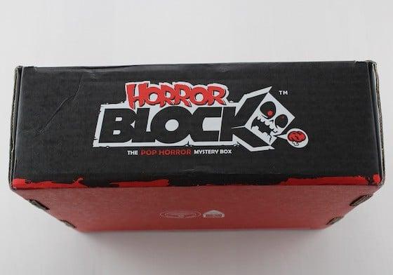 Horror Block Subscription Box Review – May 2015 Box