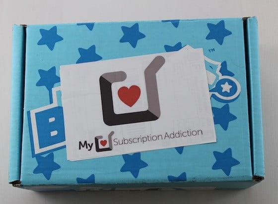 Nerd Block Junior Boys Subscription Box Review – May 2015 Box