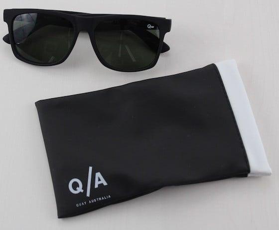 POPSUGAR Must Have Box June 2015 Review + Coupon Sunglasses