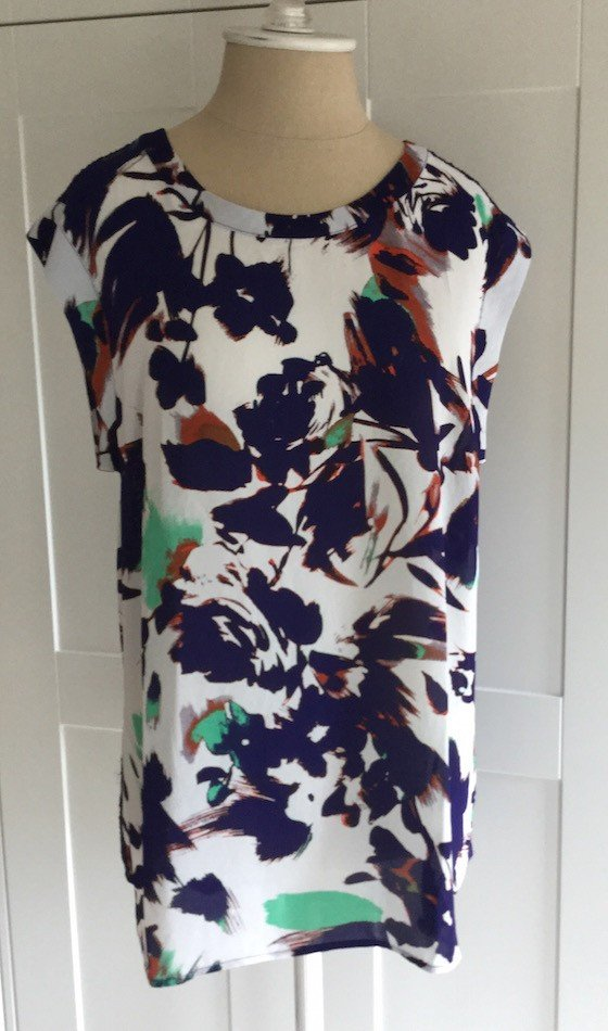 Stitch Fix Review – June 2015 Floral