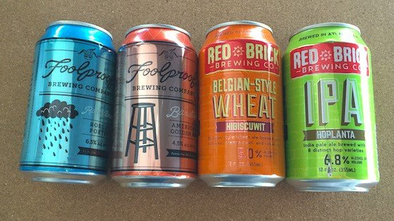 Craft Beer Club Subscription Box Review – July 2015 - Contents