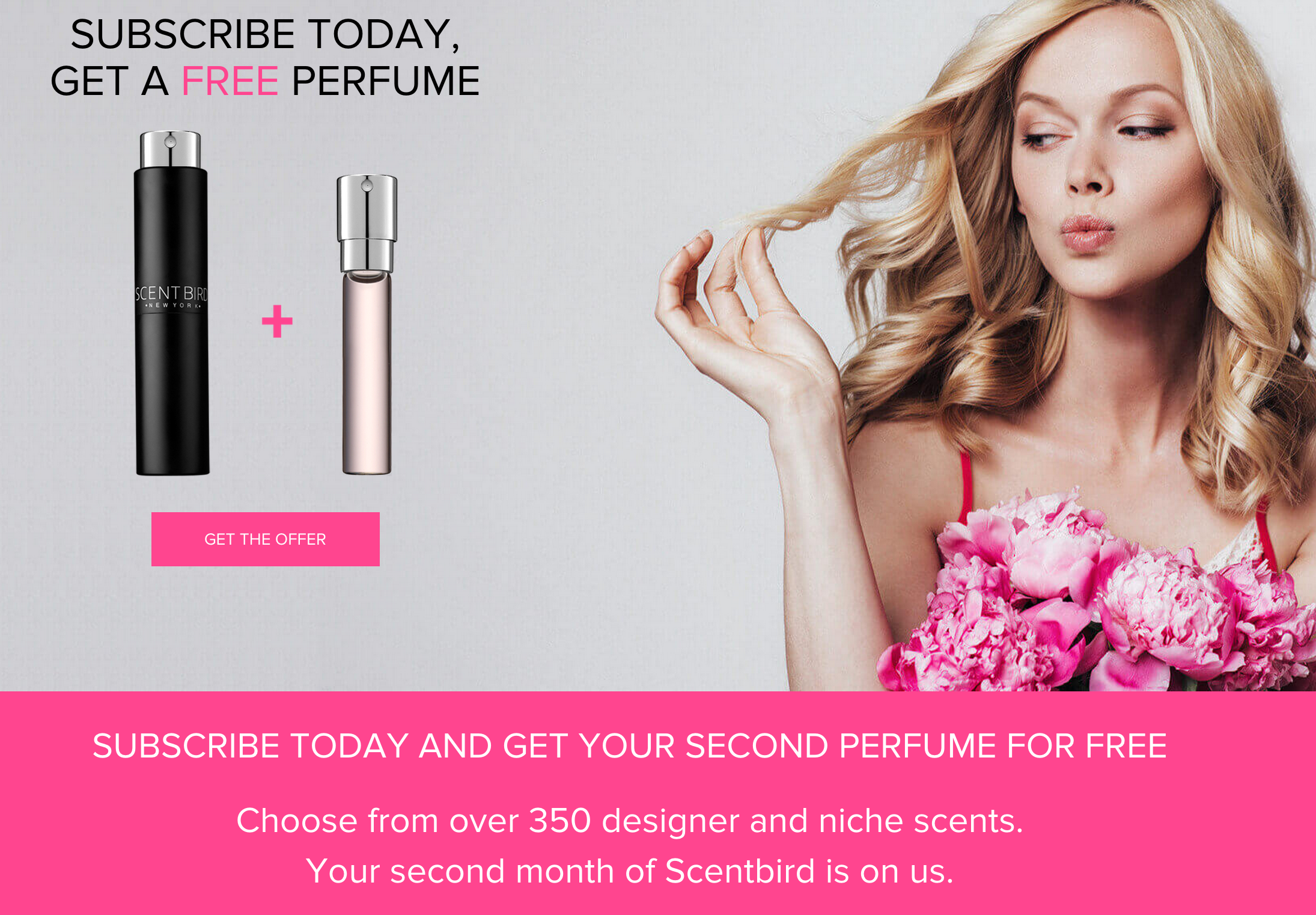 Scentbird Coupon – Get Your Second Month Free!