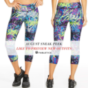 Fabletics August 2015 Spoilers & 50% Off Coupon