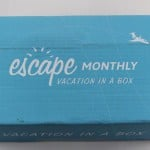 Escape Monthly Subscription Box Review – June 2015 Box