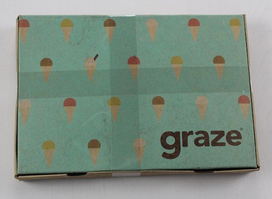 Graze Subscription Box Review + Free Box Coupon – July 2015 Box