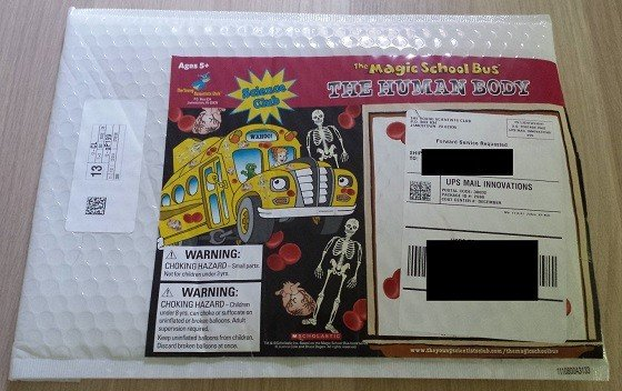 Magic School Bus Science Club Subscription Review – June 2015 - june