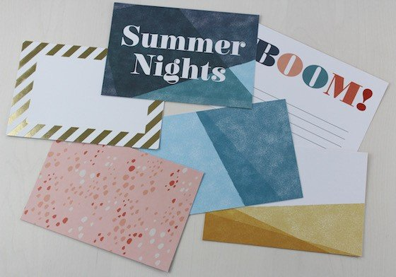 Check out my review of the July 2015 A Beautiful Mess Messy Box Subscription! Summer Night