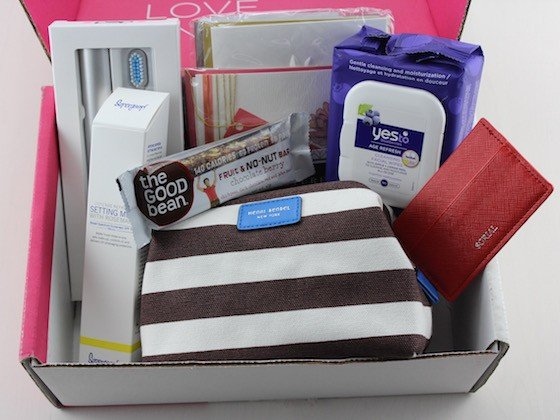 POPSUGAR Must Have Box July 2015 Review + Coupon Items
