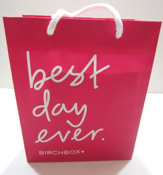 Birchbox Roadtrip Box Review - August 2015 - bag