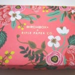 Birchbox Roadtrip Box Review - August 2015 - box