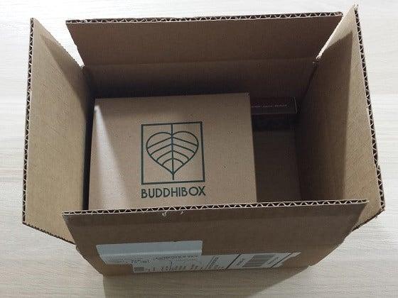 BuddhiBox Subscription Box Review – August 2015 - Box