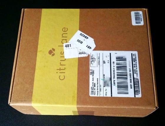 Citrus Lane Subscription Box Review & Coupon – August 2015 - BOX