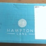 Hamptons Lane Subscription Box Review & Coupon – August 2015 - Box
