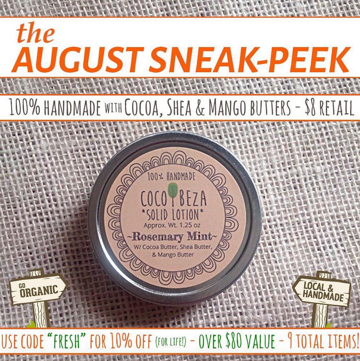 August 2015 Prospurly Sneak Peek