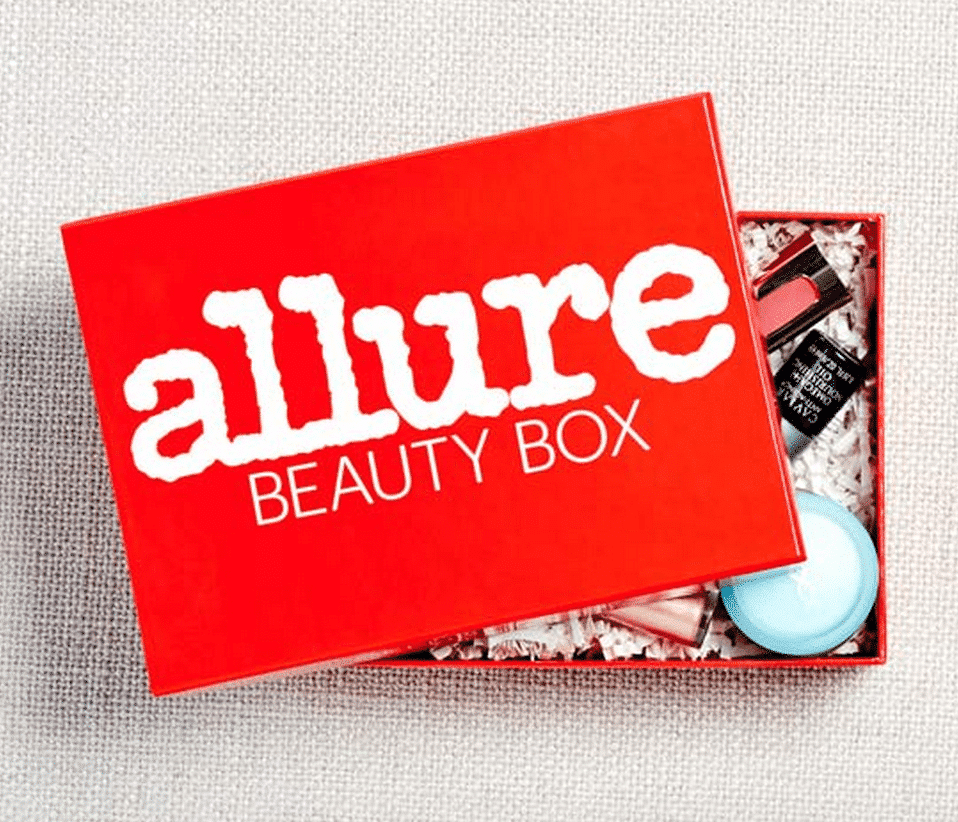 Allure Beauty Box September 2015 Spoilers