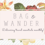 Bag and Wander October 2015 Spoilers + Halloween Coupon!