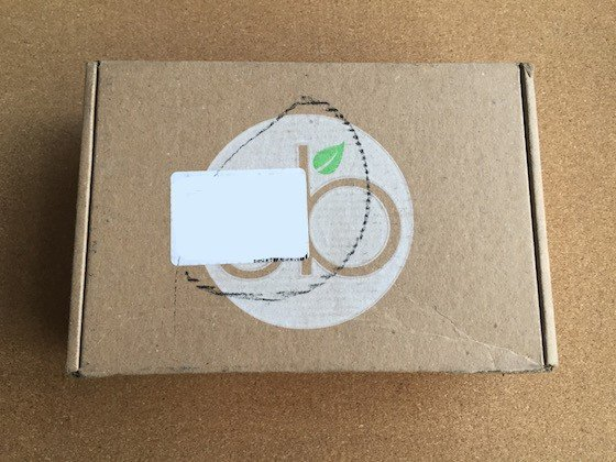 UrthBox Subscription Box Review August 2015 - Box