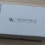Wantable Accessories Subscription Box Review – August 2015 - box