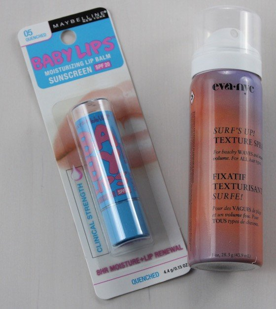 BeautyCon BFF Beauty Subscription Box Review - August 2015 Baby Lips