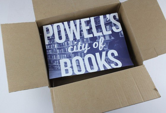 Powell's Books Indiespensable Subscription Review – Vol. 54 Box
