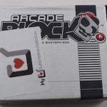 Arcade Block Subscription Box Review August 2015 - box