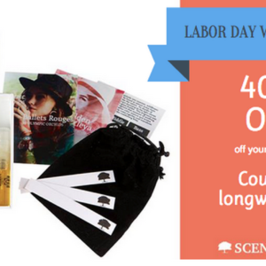Scent Trunk Labor Day Coupon – 40% Off Your First Month