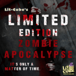 Lit-Cube Limited Edition Zombie Halloween Boxes On Sale Now!