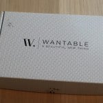 Wantable Accessories Subscription Box Review September 2015 - outside