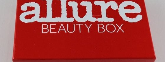 Allure Beauty Box Subscription Box Review – September 2015
