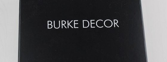 Burke Decor Home Subscription Box Review – August 2015