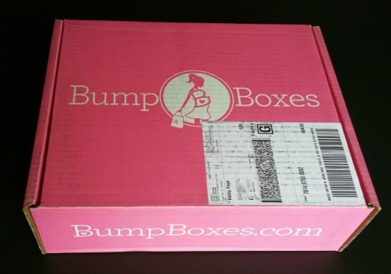 Bump Boxes Subscription Box Review & Coupon October 2015 - BOX