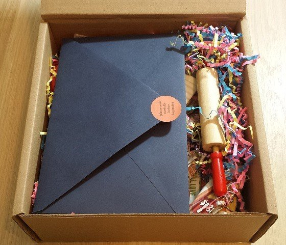 Kith and Kin Subscription Box Review October 2015 - inside